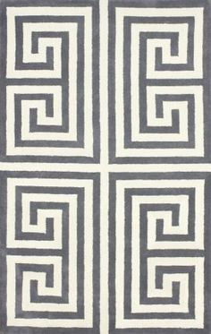 Rugs USA Tuscan Greek Key Rug