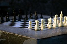"""Chess is often seen as the ultimate mental challenge: 32 pieces on an 8-by-8 board, and nearly limitless possible moves. There are chess engines that calculate millions of moves per second, but the traditional approach is to """"brute force"""" the match."""