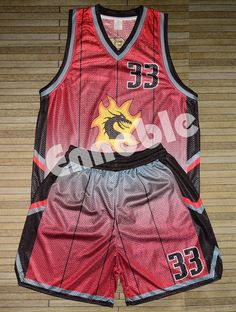 9c1bd0b39 Fully Sublimation Printed Basketball Uniform in Mesh Inbox us for further  details or email us at  ennoble ennoblei.com