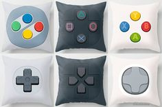 Games Room cushions! More