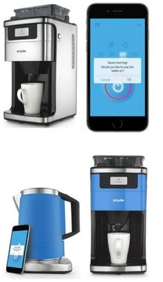 5 High-Tech Gadgets That Could Change Your Home Life In 2015. It doesn't get any better than this for home automation! #spon #gadgets