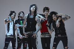 falling in reverse | falling in reverse will be going out on tour with oh sleeper tour ...