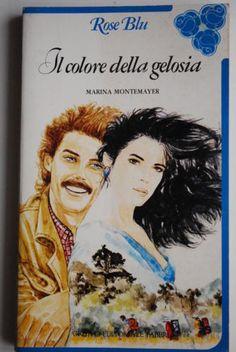 Il-colore-della-gelosia-Marina-Montmayer-Prima-edizione-Fabbri-Editore-1982