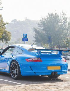 Porcshe 911 GT3