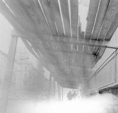 Alexey Titarenko was born in 1962 in St. His monograph The City is a Novel features over 140 photographs of his work in St. Petersburg, Venice, Havana, and New York. Alexey Titarenko, Dada Art Movement, City Of Shadows, Street Photography, Art Photography, Shots Magazine, Gloomy Day, Dark Winter, Dark Art