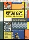 Kandel way to Better Sewing Book 1977