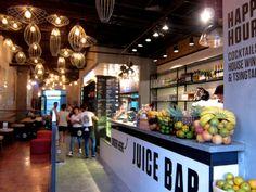Moka Bros. Tai Koo Li shopping complex. Juice, Basket, Chengdu, Moka, Bar, Fruit, Beijing, Coffee, Places