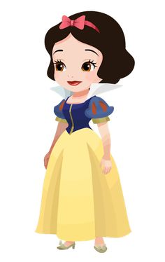 Snow White in Kingdom Hearts X - Disney Princess Photo - Fanpop Disney Princess Babies, Disney Princess Snow White, Snow White Disney, Disney Girls, Baby Disney, Baby Snow White, Cute Disney, Disney Art, Disney Villains