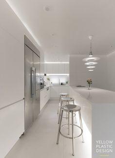 스웨그 넘치는 가족의_남양주 별내 효성 헤링턴코트 35평형 아파트 인테리어 [옐로플라스틱/yellowplastic/옐로우플라스틱] : 네이버 블로그 Modern Interior, Interior Styling, Interior Design, Bunk Beds Small Room, Master Room, Cooking Classes, Sweet Home, Dining, Kitchen
