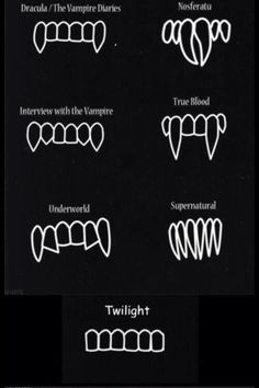 Funny pictures about Different teeth in vampire movies. Oh, and cool pics about Different teeth in vampire movies. Also, Different teeth in vampire movies. True Blood, The Vampire Diaries, Vampire Diaries The Originals, Vampire Diaries Outfits, Vampire Dairies, Superwholock, Lestat And Louis, Famous Vampires, Real Vampires