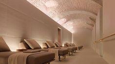 Milão: spa hotel Four Seasons, Patricia Urquiola Spa Design, Design Hotel, Home Design, Spa Interior Design, Design Ideas, Patricia Urquiola, Interior Modern, Interior Exterior, Palace Interior