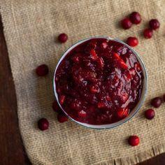 Cinnamon Cranberry Chutney | Frontier Co-op