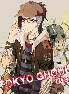 Uta // Tokyo Ghoul