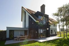 Sels exclusieve villabouw modern renovatieproject garden and