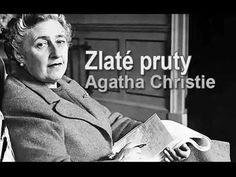 Agatha Christie Mluvené slovo: Zlaté pruty / detektivka krimi - YouTube Agatha Christie, Murder Mysteries, Cozy Mysteries, Teen Party Games, Hercule Poirot, Mystery Parties, Mystery Novels, Wedding Humor, Design Quotes