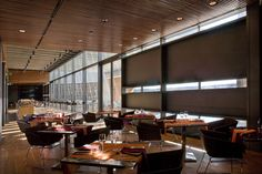 Restaurante de Bodegas Portia #arquitectura #decoracion #enoturismo
