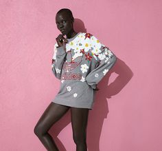Collab Pharell Williams X Adidas Original - Pink Beach