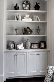 Traditional Family Room Built In Bookcase Design, Pictures, Remodel, Decor and Ideas - page 8 Built In Shelves Living Room, Bookshelves Built In, Built In Hutch, Rustic Bookshelf, Billy Bookcases, Bookshelf Closet, Simple Bookshelf, Bookshelf Wall, Bookshelf Ideas