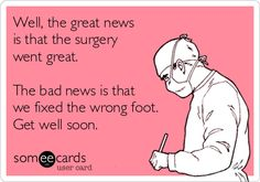 Get Well Ecards, Free Get Well Cards, Funny Get Well Greeting Cards at someecards.com