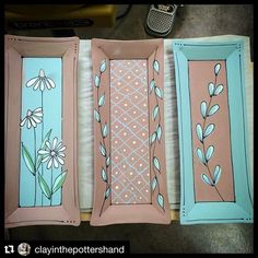 #Repost @clayinthepottershand with @repostapp ・・・ These are some pieces ready to…