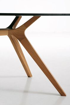 Glass Dining Table By Claudio Bellini For Frezza | Polo's Furniture