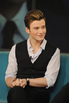 Chris visits The View (July 17, 2012)