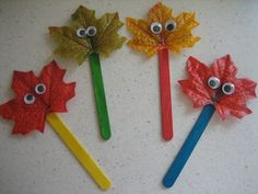 Fall Art Projects | ... Together Kids: Five (more) Fun Ideas for Halloween and Fall Activities