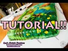 Tutorial de Pavorreal en Technica de Tallado con Luz Magana (Luz's Artistic Creations) - YouTube