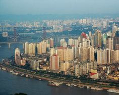 Chongqing, China. Been there. [joy's birthplace]