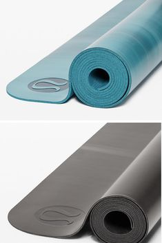 Looking for the best yoga mat ever? Look no further. This reversible mat by Lululemon light weight and travel friendly. A polyurethane top layer absorbs moisture to help you get a grip during sweaty practices. Great for Hot Yoga lovers! Hot Yoga, Brand Names, Lululemon, Lovers, Good Things, Health, Fitness, Travel, Viajes