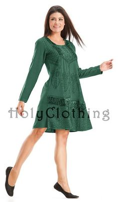 #holyclothing In Green Jade: http://holyclothing.com/index.php/viola-velvet-lace-embroidered-gypsy-hippy-babydoll-mini-dress.html#