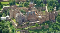 Alemania. Castillo de Heidelberg