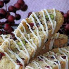 Spring #Biscotti: http://allrecipes.com/Cook/mominml/Photo.aspx?photoID=671883