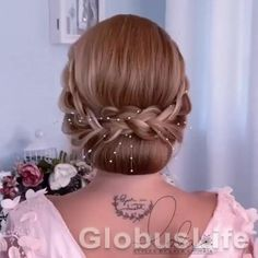 Short Hair Makeup, Blonde Hair Makeup, Wedding Hair And Makeup, Easy Hairstyles For Long Hair, Up Hairstyles, Female Hairstyles, Hairstyle Men, Style Hairstyle, Hair Up Styles