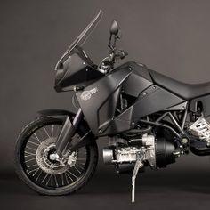 Dutch Diesel motorcycle