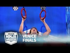 Nicholas Coolridge at 2015 Venice Finals | American Ninja Warrior - YouTube