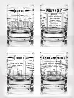 Whiskey Glasses Set $45