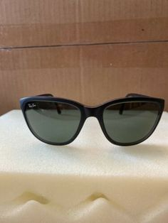 eBay [$80.00] RAY BAN CATS SUNGLASSES GLOSSY BLACK NYLON RAY-BAN B&L #RayBan #RayBanSunglasses #Sunglasses #style #Accessories #shopping #styles #outfit #pretty #girl #girls #beauty #beautiful #me #cute #stylish #design #fashion #outfits #diy #design