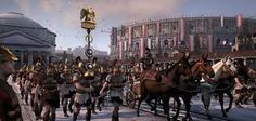 The Roman army, famed for its discipline, organistion, and innovation in both weapons and tactics, allowed Rome to build and defend a huge empire which for centuries would dominate the Mediterranean world. Guerra Total, Ancient Rome, Ancient History, Empire Wallpaper, Creative Assembly, Roman Armor, Roman Centurion, Roman Legion, History Encyclopedia