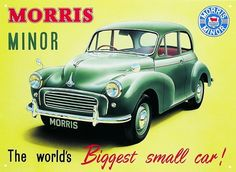 Phenomenal Finding Vintage Cars That Are For Sale Retro Cars, Vintage Cars, Antique Cars, Morris Traveller, Car Websites, Austin Cars, Microcar, Car Posters, Poster Ads