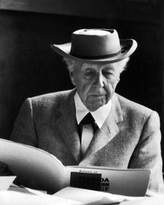 Frank Lloyd Wright: The Natural | LIFE.com- 1956 LIFE Magazine photo by Alfred Eisenstaedt