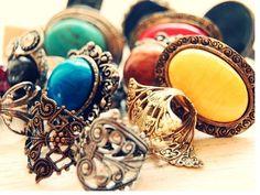 10 Sweet and Stylish DIY Rings ...