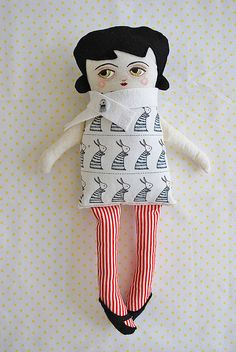 Muñeca handmade doll