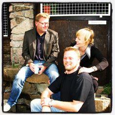 Storyworkerne – Georg Konrad-Krohn, Ole Jakob Vik og Vibeke Saugestad - på storyworks