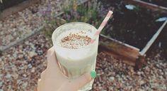 Creamy Green Avo Smoothie From Indigo Herbs