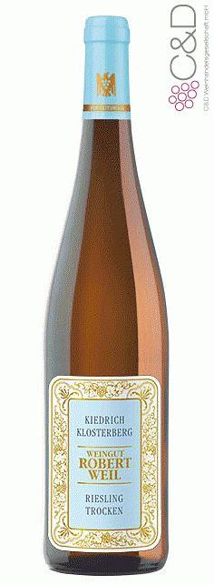 Folgen Sie diesem Link für mehr Details über den Wein: http://www.c-und-d.de/Rheingau/Riesling-Kiedrich-Klosterberg-trocken-2015-Weingut-Robert-Weil_68138.html?utm_source=68138&utm_medium=Link&utm_campaign=Pinterest&actid=453&refid=43 | #wine #whitewine #wein #weisswein #rheingau #deutschland #68138