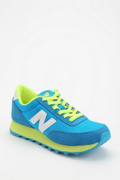 New Balance 501 Ballistic Colorblock Running Sneaker