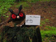 Hoothoot ⎸ Pokemon ⎸ Amigurumi ⎸ crochet ⎸ MonAmigurumi ⎸ IhanaSekopaa