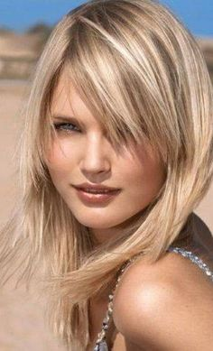 Amazing Layered Fine Layered Hairstyles for Thin Fine Hair - Hair Styles Medium Hairstyles For Girls, Hairstyles For Fat Faces, Cool Hairstyles, Female Hairstyles, Hairstyles 2016, Blonde Hairstyles, Latest Hairstyles, Hairstyle Ideas, Viking Hairstyles