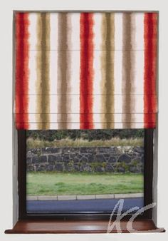 #Artiste #Paola #Spice #Roman #Blind #Warm #Colours #Autumn #Winter #Fire
